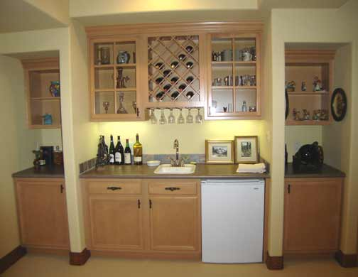 Residential cabinets osburn cabinets design for Residential cabinets