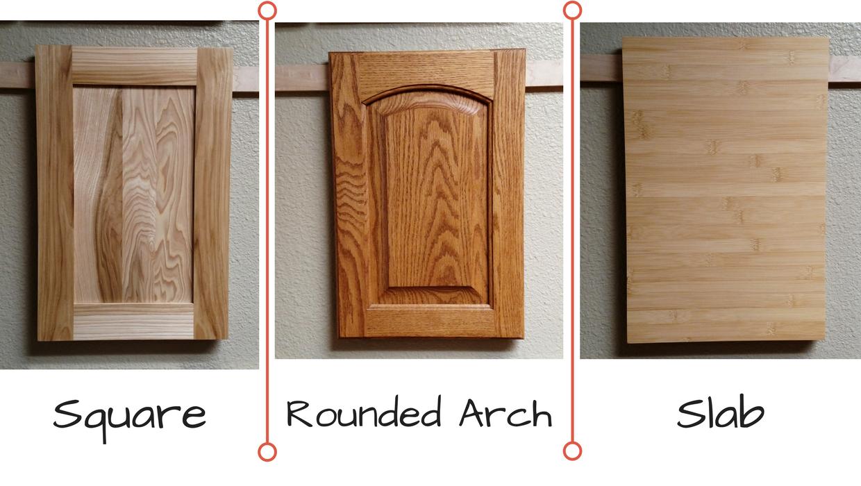 Door Style  sc 1 st  Osburn Cabinets & Kitchen cabinet basics: Picking your new kitchen cabinets \u2022 Osburn ...